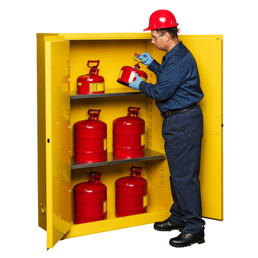 FLAMMABLE SAFETY CABINET CAB714